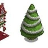 FarmVille Sneak Peek: Ice House, Winter Tower, & Tinsel Topiary