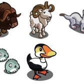 FarmVille Mystery Game (12/05/10): Lemmings, Stallions, & Rams, oh my!