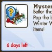 FarmVille Mystery Game (12/12/10): Red & green items for the holidays!