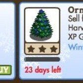 FarmVille: Ornament Trees return, but at a very high cost