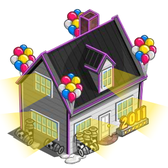 FarmVille New Years Items: New Year Horse, Party House, Cider Fountain & More