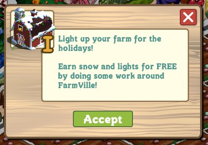 farmville quests FarmVille Winter Wonderland Quest Guide