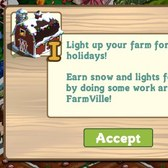 FarmVille Winter Wonderland Quest - Everyt