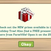 FarmVille: Zynga gives free Holiday gift to all players!