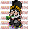 New Year Gnome
