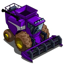 Purple Harvester