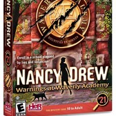 Nancy Drew Giveaway: Win 'Warnings at Waverly Academy'
