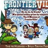 FrontierVille: 12 Days of Christmas missions are here... or are they?