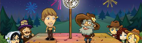 frontierville new years