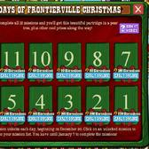 FrontierVille 12 Days of Christmas Goals: Everything you need to know for Day 12