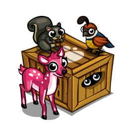 Mystery Animal Crate