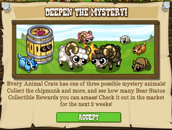 Mystery Animals