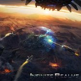 Infinite Realms offers science-fiction real-time strategy gameplay on Faceb