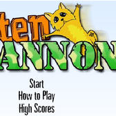 Game of the Day: Kitten Cannon