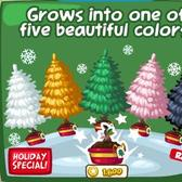 Pet Society Deck the Halls Theme adds a modern flair to the holidays