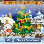 PetVille: Decorate for the Holiday season with new Season's Greetings collection