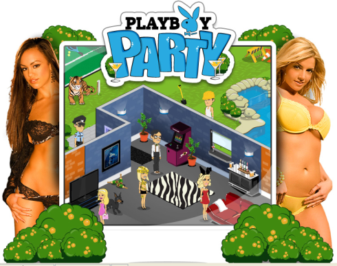 Playboy Party loading screen