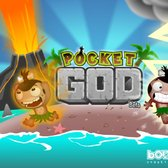 Pocket God iPhone game makes its way to Facebook with female Pygmies, brand new powers
