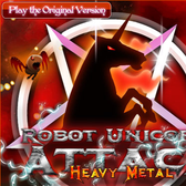 Robot Unicorn Attack: Heavy Metal sets F