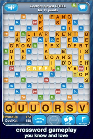words with friends is now part of zynga with friends