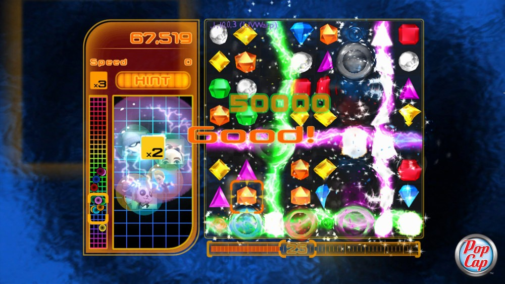 bejeweled blitz live xbox party mode