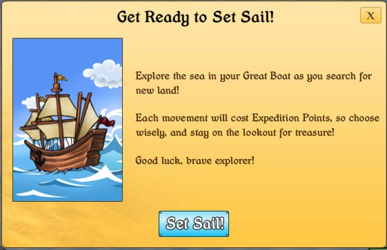 Get Ready to Set Sail