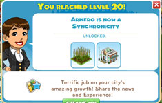 cityville cheats level up experience