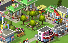 cityville cheats business