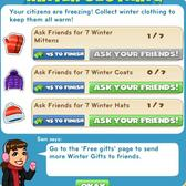CityVille Winter Clothing Quest: Everything you need to know