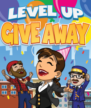 Level Up Giveaway
