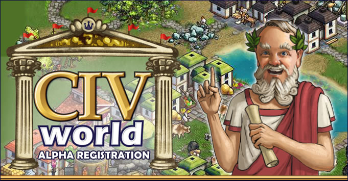 Civ World Alpha is live!