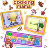 Head into the virtual kitchen with Cooking Mama on Facebook