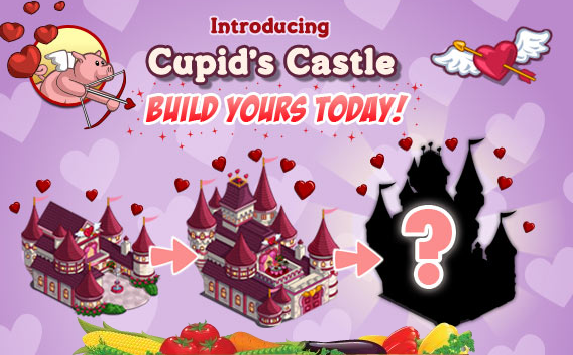 cupid's castle