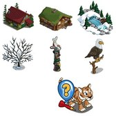 FarmVille Sneak Peek: Alaska Home, Visitor Center, Bear Fishing, Bald Eagle & More
