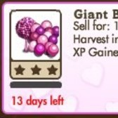 FarmVille Valentine Trees: Giant Bubblegum and Pink Bubblegum Trees