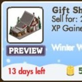 FarmVille Winter Wonderland Items: Gift Shop, Baby Seal, Klondike Train & More