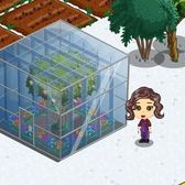 FarmVille Green House Cube: Sorry, it's for iPhone, iPad only