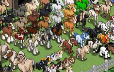 farmville horse breeding