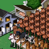 FarmVille Cheats and Tips: Infinite Breedings for Multiple Foals