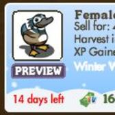 FarmVille intros three new limited edition ducks: Green Mallard, Female/Male Mandarin