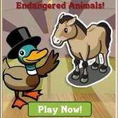 FarmVille Mystery Game for January 9, 2011 - Endangered animals now available