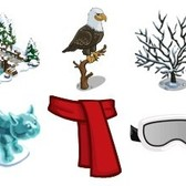 FarmVille Winter Wonderland Items: Mink, Alaska Home, Bald Eagle, & Much More!