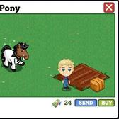 FarmVille Disco Pony grooves back onto the farm for limited time