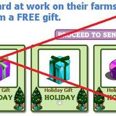 FarmVille Holiday Tree, Gifting events end tomorrow