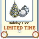 FarmVille Holiday Tree now a Free Gift; harvest the holidays again
