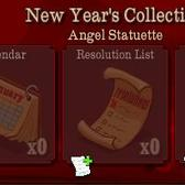 FrontierVille New Year Collection now available