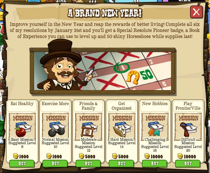 frontiervillel resolution missions