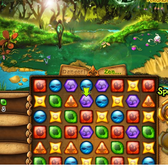 Faeries vs Darklings: A ridiculously good-looking Bejeweled clone
