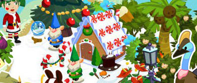 island paradise cheats free christmas items