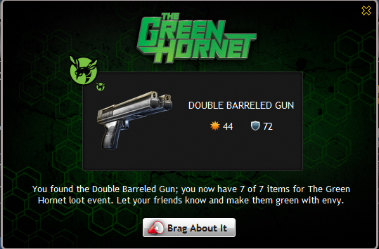 Double Barreled Gun